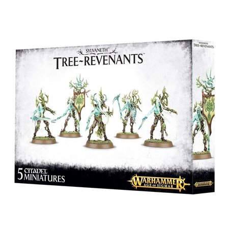 Games Workshop Age of Sigmar Sylvaneth: Spite/Tree-Revenants
