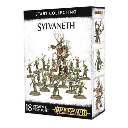 Games Workshop Age of Sigmar Start Collecting Sylvaneth Set