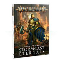 Age of Sigmar 2nd Edition Rulebook Order Battletome: Stormcast Eternals (HC)