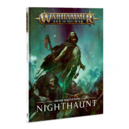 Games Workshop Age of Sigmar 2nd Edition Rulebook Death Battletome: Nighthaunt (HC)