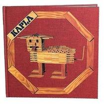 Kapla Boek Rood Volume 1