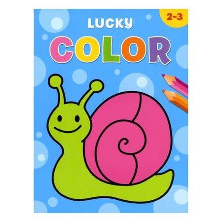 Deltas Lucky Color