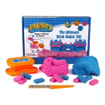 Madmattr: Brick Maker X6 Roze + Blauw