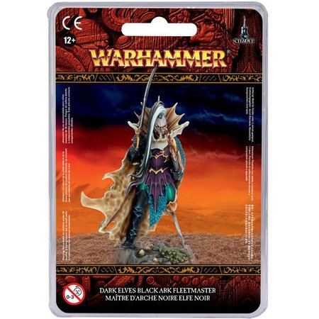 Games Workshop Age of Sigmar Aelves Scourge Privateers: Black Ark Fleetmaster
