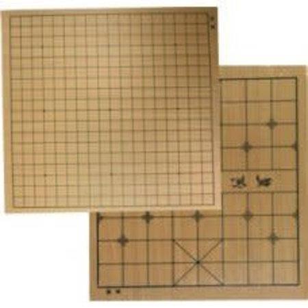 HOT games Go Bord Beukenhout/Xiang Qi Chineesschaak  48x45cm