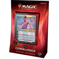 MTG Commander 2018: Exquisite Invention Deck