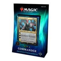 MTG Commander 2018: Adaptive Enchantment Deck