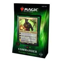 MTG Commander 2018: Nature's Vengeance Deck