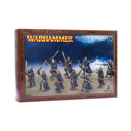Games Workshop Age of Sigmar Aelves Swifthawk Agents/Wanderers: Shadow Warriors/Sisters of the Watch