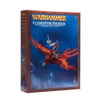 Phoenix Temple: Flamespyre/Frostheart Phoenix