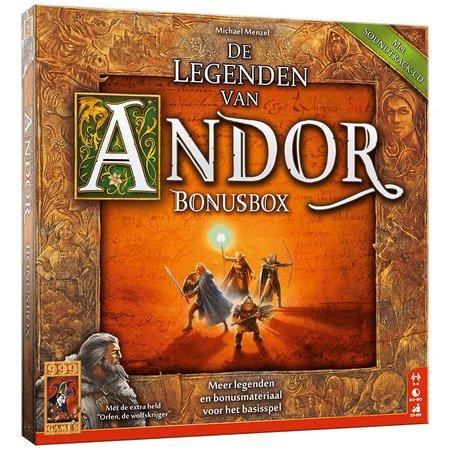 999-Games De Legenden van Andor: Bonus Box - Uitbreiding