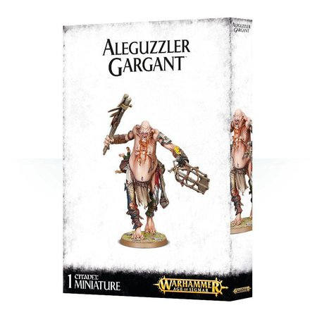 Games Workshop Age of Sigmar Aleguzzler Gargants: Aleguzzler Gargant