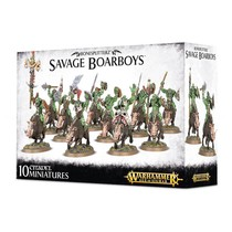 Bonesplitterz: Savage Boarboys/Boarboy Maniaks
