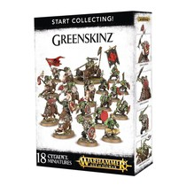 Greenskinz Start Collecting Set
