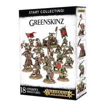 Greenskinz Start Collecting Set