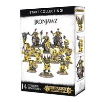 Ironjawz Start Collecting Set