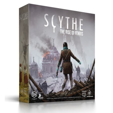 Stonemaier Games Scythe The Rise of Fenris (Eng) - Uitbreiding