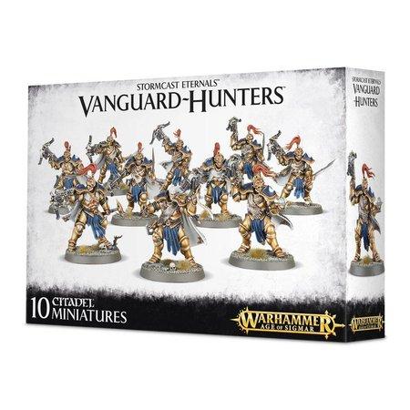 Games Workshop Age of Sigmar Celestials Stormcast Eternals: Vanguard-Hunters