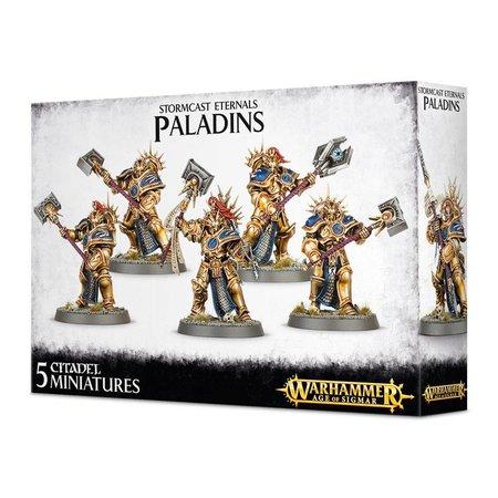 Games Workshop Age of Sigmar Celestials Stormcast Eternals: Paladin Decimators/Protectors/Retributors