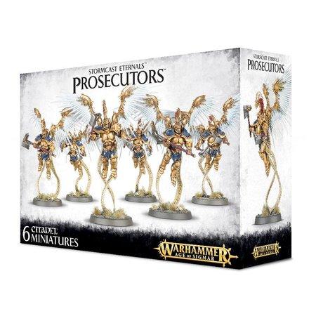 Games Workshop Age of Sigmar Celestials Stormcast Eternals: Prosecutors