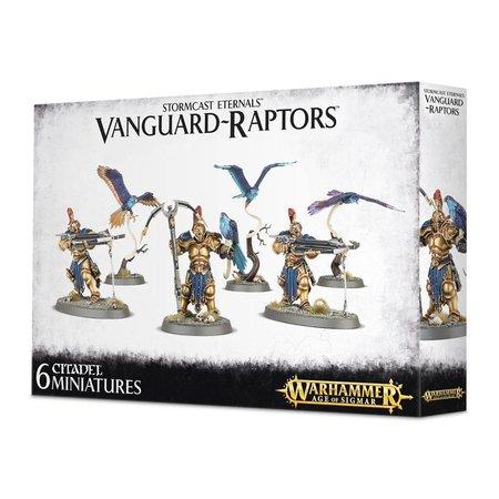 Games Workshop Age of Sigmar Celestials Stormcast Eternals: Vanguard-Raptors