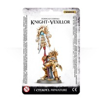 Stormcast Eternals: Knight-Vexillor