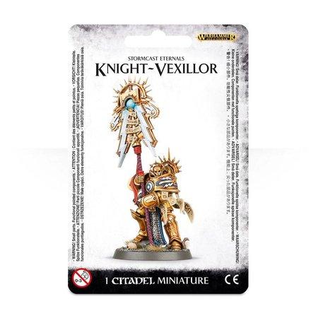 Games Workshop Age of Sigmar Celestials Stormcast Eternals: Knight-Vexillor