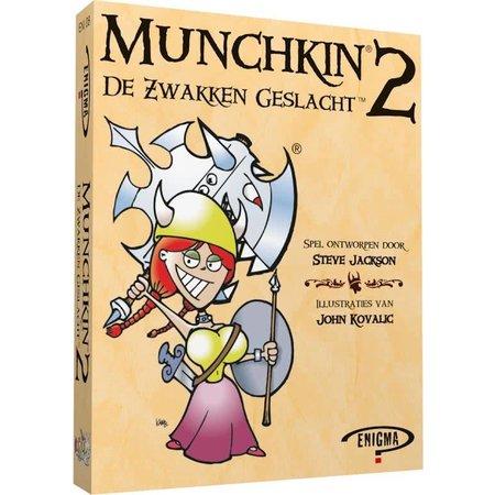 Steve Jackson Games Munchkin 2: De Zwakken Geslacht (NL)