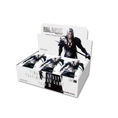 Square Enix Final Fantasy TCG Opus 3 - Boosterbox uc