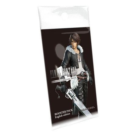 Square Enix Final Fantasy TCG Opus 2 - Booster