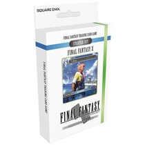 Final Fantasy TCG: Starter set FF X (10) uc