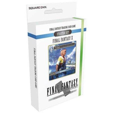 Square Enix Final Fantasy TCG: Starter set FF X (10)
