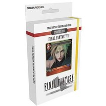 Final Fantasy TCG: Starter set FF VII (7) uc