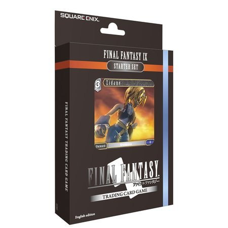 Square Enix Final Fantasy TCG: Starter set FF IX (9) uc