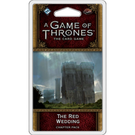 Fantasy Flight Game of Thrones 2nd LCG: The Red Wedding Chapter Pack