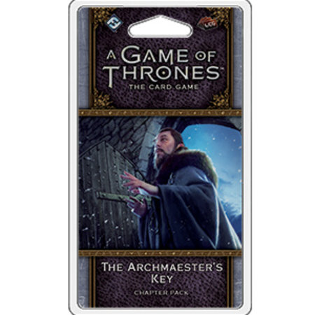 Fantasy Flight Game of Thrones 2nd LCG: The Archmaester's Key Chapter Pack
