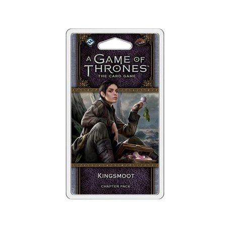 Fantasy Flight Game of Thrones 2nd LCG: Kingsmoot Chapter Pack (Eng)