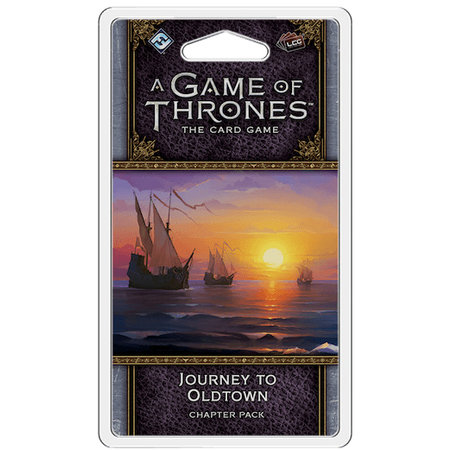 Fantasy Flight Game of Thrones 2nd LCG: Journey to Oldtown Chapter Pack