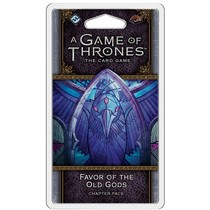 Game of Thrones 2nd LCG: Favor of the Old Gods Chapter Pack