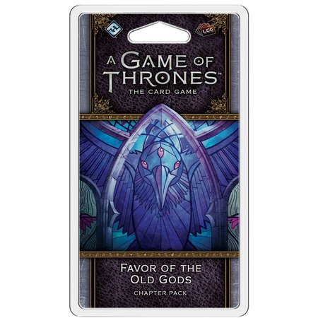 Fantasy Flight Game of Thrones 2nd LCG: Favor of the Old Gods Chapter Pack