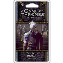 A Game of Thrones 2nd LCG: The Faith Militant Chapter Pack