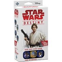 Star Wars Destiny: Luke Skywalker Starter Set uc