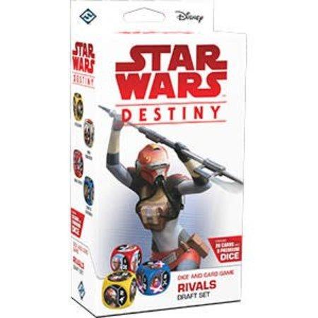 Fantasy Flight Star Wars Destiny: Rivals Draft Set uc
