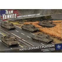 Team Yankee: NATO Leopard 1 Platoon