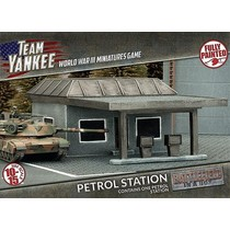 Team Yankee Petrol Station