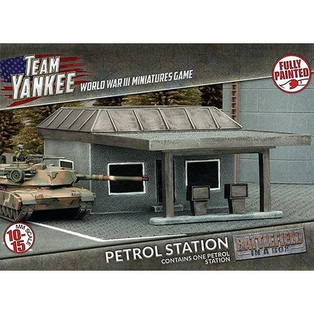 GaleForce Nine Team Yankee Petrol Station