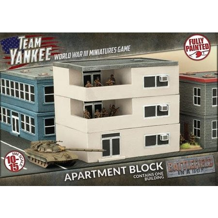 GaleForce Nine Team Yankee: Apartment Block