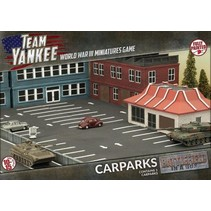 Team Yankee: Car Parks