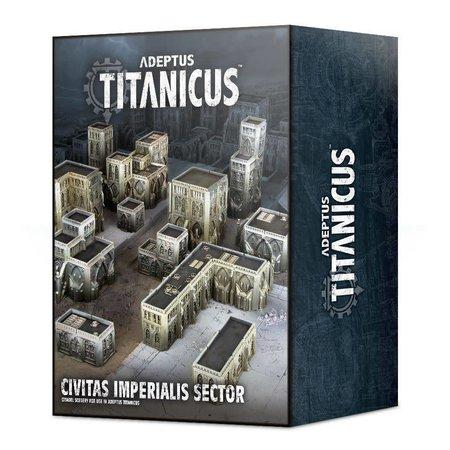 Games Workshop Adeptus Titanicus: Civitas Imperialis Sector
