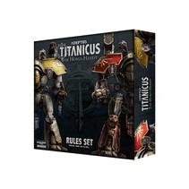 Adeptus Titanicus: Rules Set